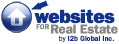 Websites for Real Estate by i2b Global logo